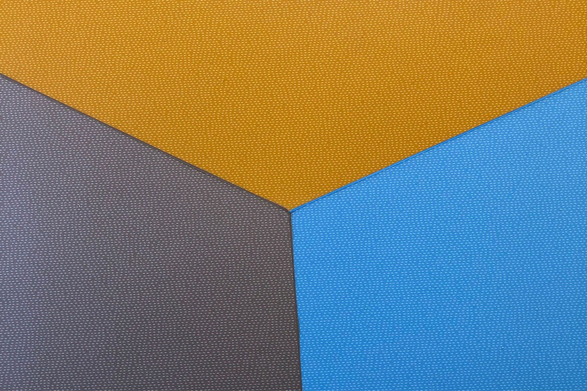 Sol En Vinyle De 3 Couleurs Différentes Posé Dans La Salle De Classe De L'école De La Plage Réalisée à Biscarrosse Par Bulle Architectes.